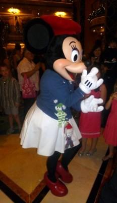 Disney Cruise Line very merrytime cruise holiday christmas 16