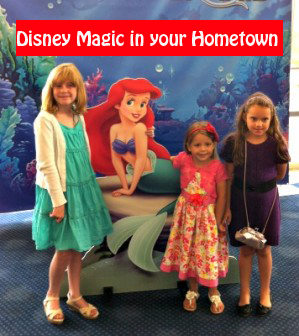Disney Magic in your Hometown