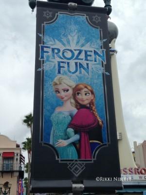 Frozen Summer Fun Live