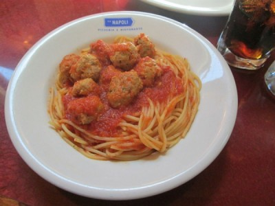 Via Napoli Spaghetti