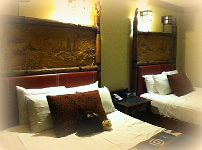 Wilderness Lodge Beds