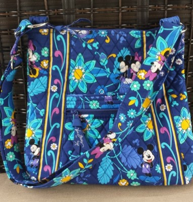 Mickey and Minne Mouse Disney Dreaming hipster bag
