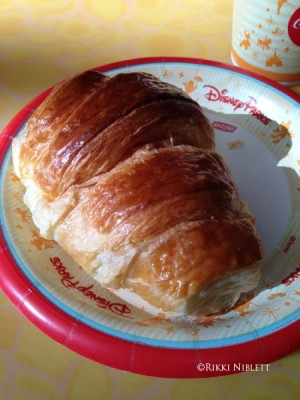 Croissant from Sunshine Seasons