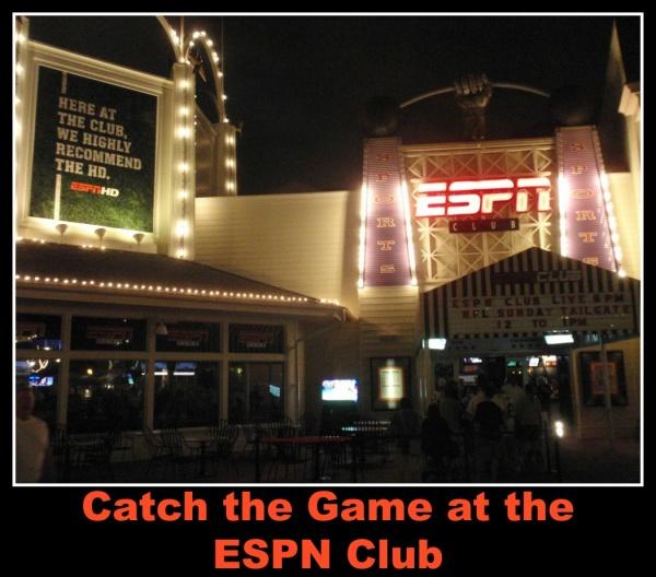 ESPN Club Game