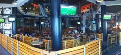 ESPN Club inside