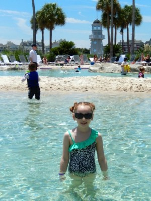 Emmalee at the Bay