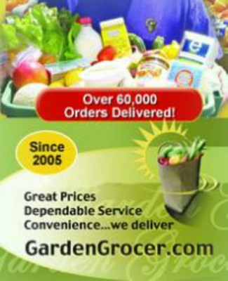 Garden Grocer: Vacation Grocery Delivery a your Fingertips