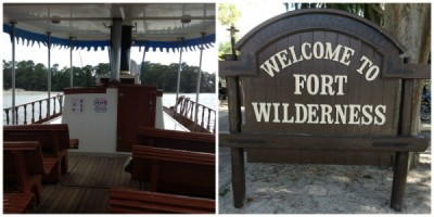 Getting to Fort Wilderness