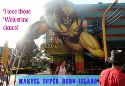 Marvel at IOA Universal
