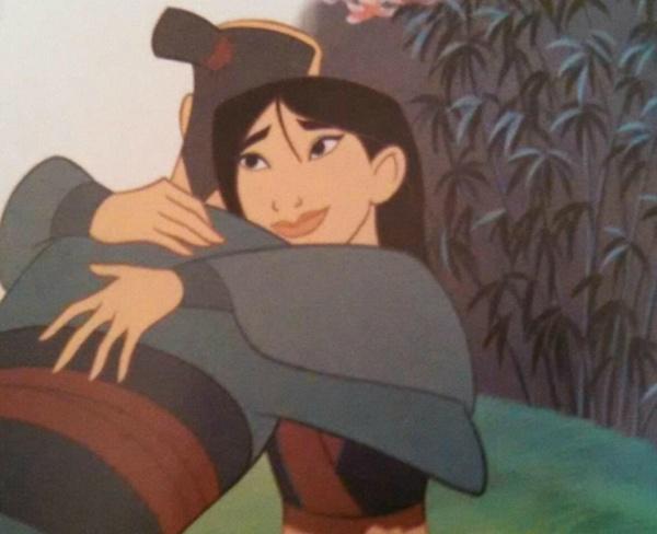 Mulan & Fa Zhou - Resized