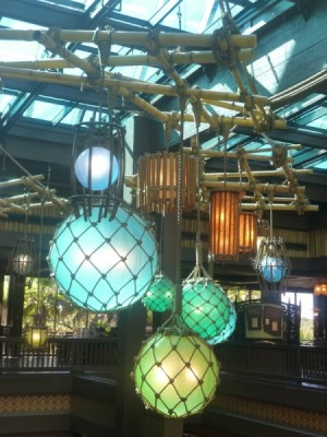 Polynesian Village Resort Lobby refurbishment 28