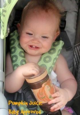 Pumpkin Juice Baby