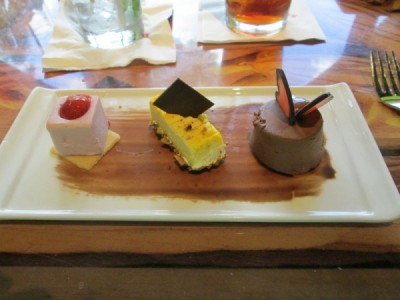 Sanaa Dessert Trio 14