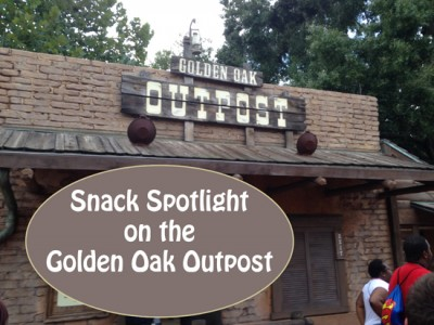 Snack Spotlight on the Golden Oak Outpost