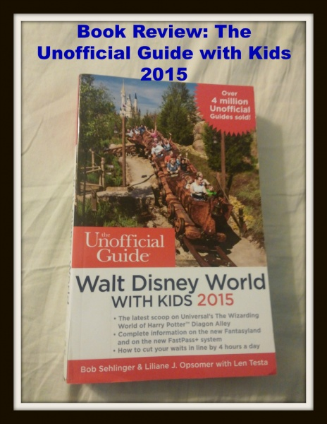 Unofficial Guide with Kids 2015-