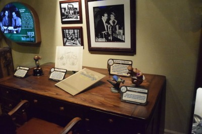 One Man's Dream  - Walt's Desk