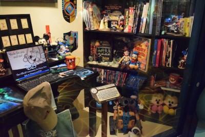 One Man's Dream  - Disney Fan Items