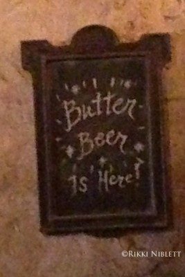 Butterbeer is here