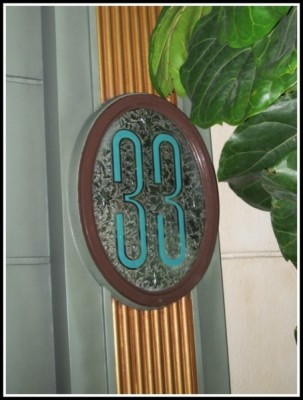 Club 33 at Disneyland. Photo courtesy of Rikki Niblett