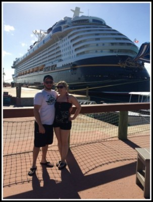 Our first Disney cruise...hopefully not the last