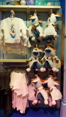 Frozen Merchandise 1