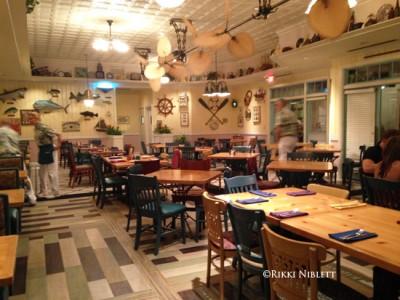 Inside Old Key West