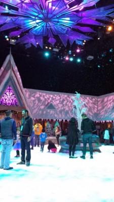 Olaf's Snow Fest 2
