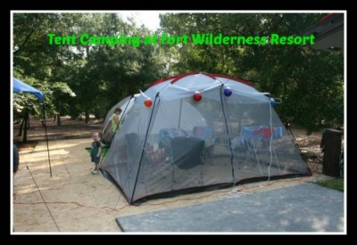 Tent Camping Pic- Pinnable