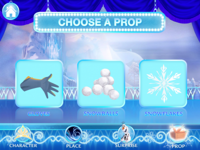 Choose a prop