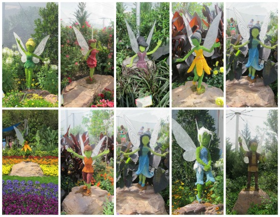 Epcot Flower and Garden Festival Our Top 20 Topiaries