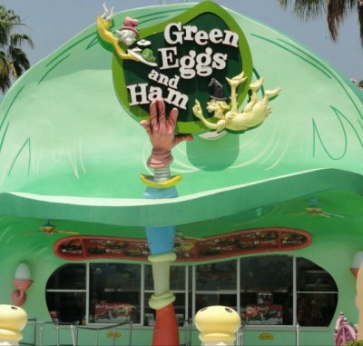 Green Eggs and Ham Restaurant