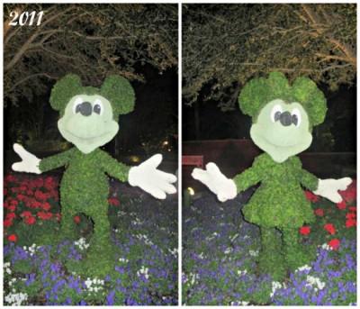 Mickey-Minnie Collage