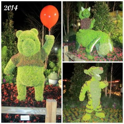 Pooh Collage