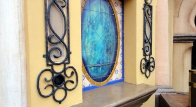 One of the Adventureland Portals.