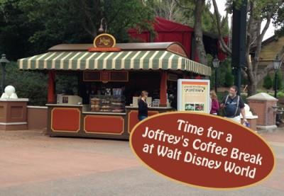 Time for a Joffrey's Coffee Break
