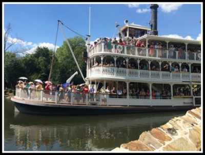 Have you ever seen the Liberty Belle so packed?