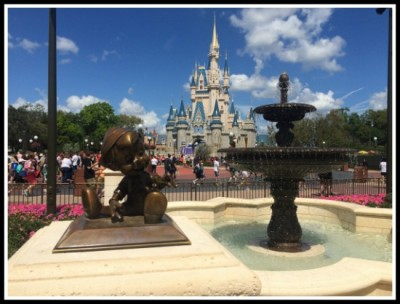 The new fountains are a gorgeous addition to the expanded Hub