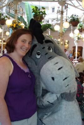 tim adult character meal april eeyore