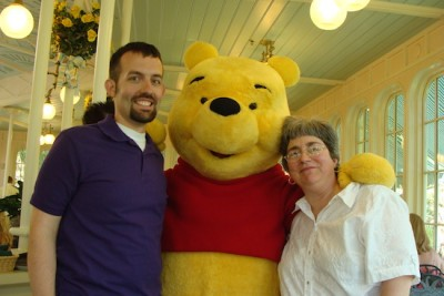 tim adult character meal mom pooh