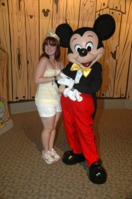 Mickey is the best!