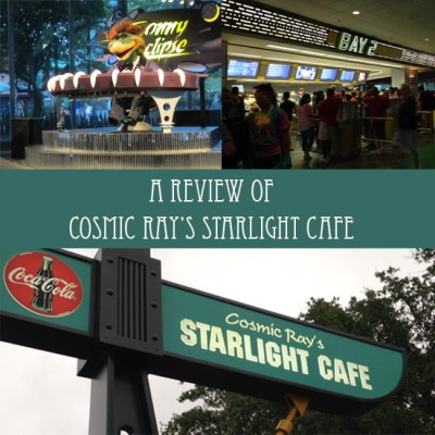 A Review of Cosmic Ray's Starlight Cafe