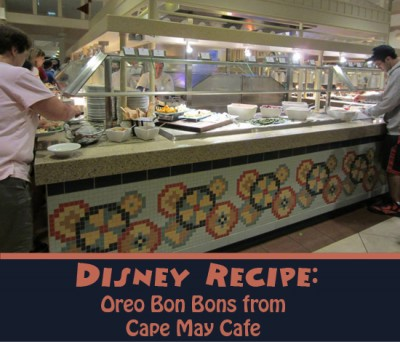 Cape May Cafe Oreo Bon Bons