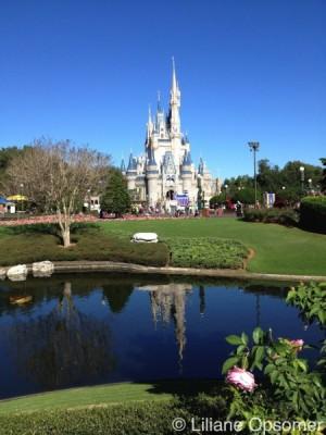 Castle in sun MK