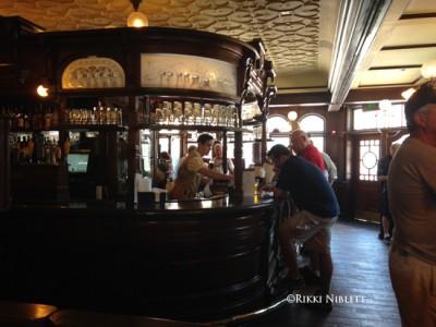Rose and Crown Bar