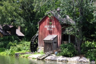 Tom Sawyer Island Disney Magic Kingdom