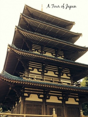 Tour of Japan at Epcot