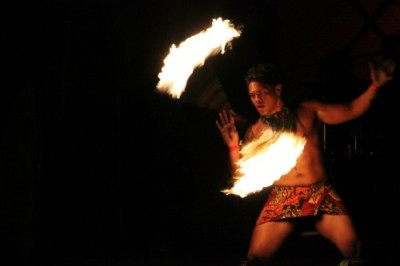 fire twirling