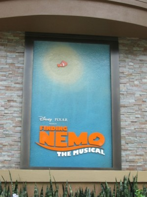 AK Finding Nemo Sign