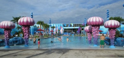 AoA Big Blue Pool