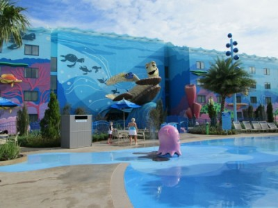 AoA Big Blue Pool Splash